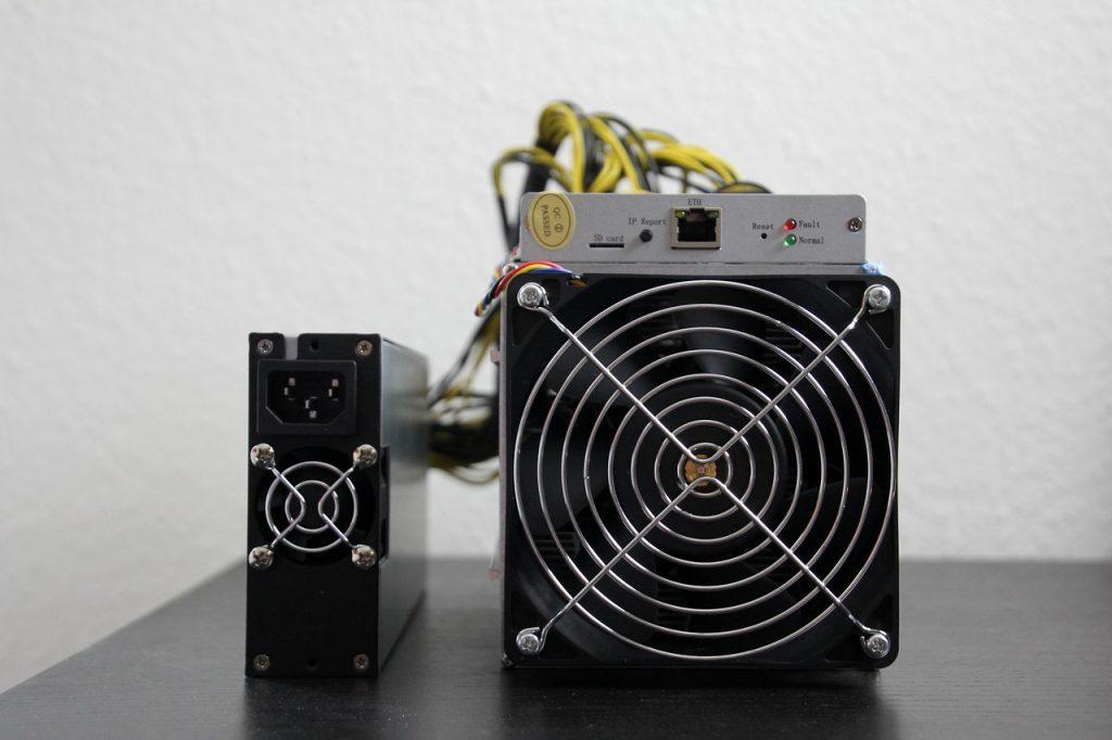 minerar bitcoin